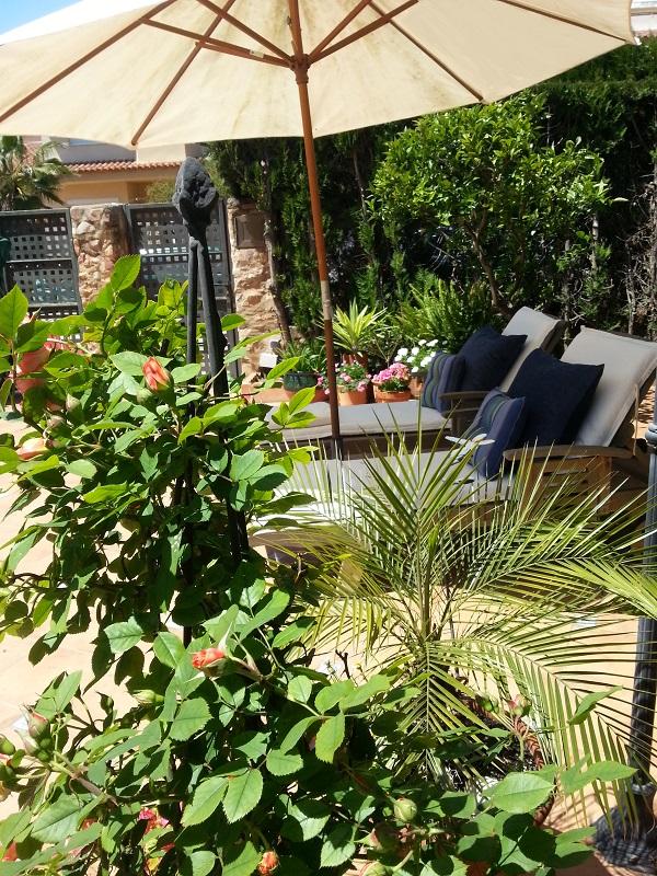 Preparando la terraza en primavera guia de jardin for Jardines de primavera