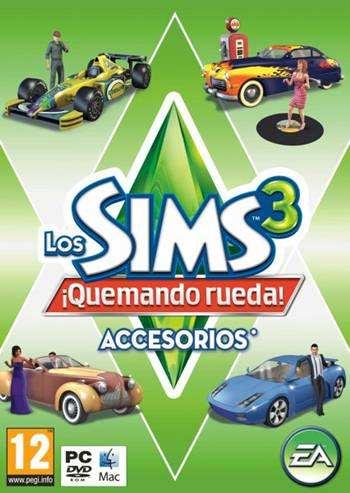 quemando+ruedaa Descargar Los Sims 3 Todas Las Expansiones PC Full Espaol ISO Gratis