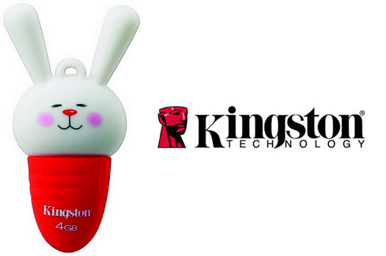 Kingston Lucky Bunny