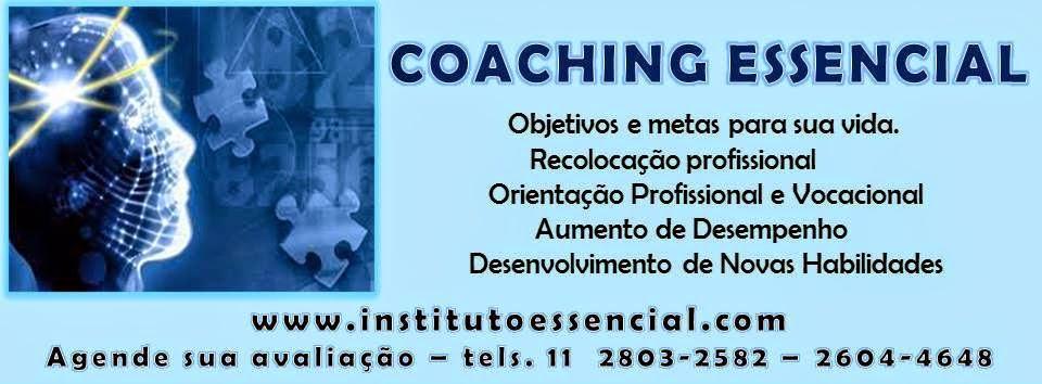 Coaching Essencial  -  Desenvolvimento Pessoal e Profissional