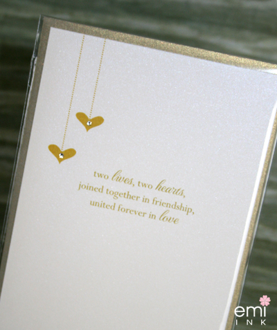Weddings cards in stock at TWC Posted by emi at 700 AM