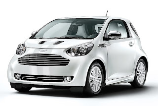 Aston Martin Cygnet 2012 photos