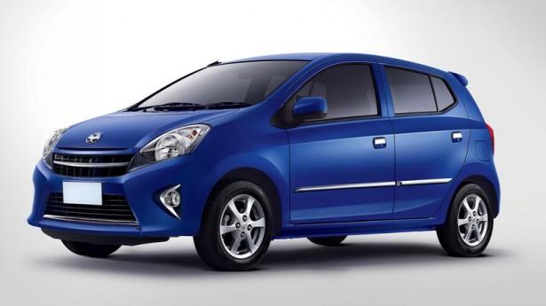Toyota Agya Tipe G MT Perbedaan Mobil Toyota Agya dan Daihatsu Ayla Yang Kentara