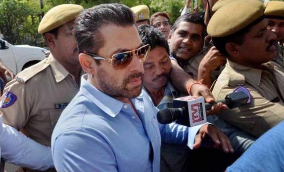 Salman Khan bebas tuduhan langgar lari