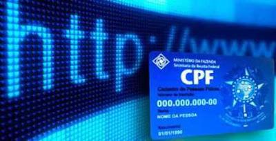 Regularizar CPF internet