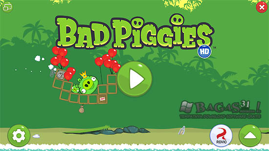 Bad Piggies 1.2.0 for PC Full Crack