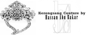 Kerongsang Couture by HAB