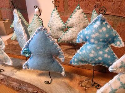Pastel kerstboom