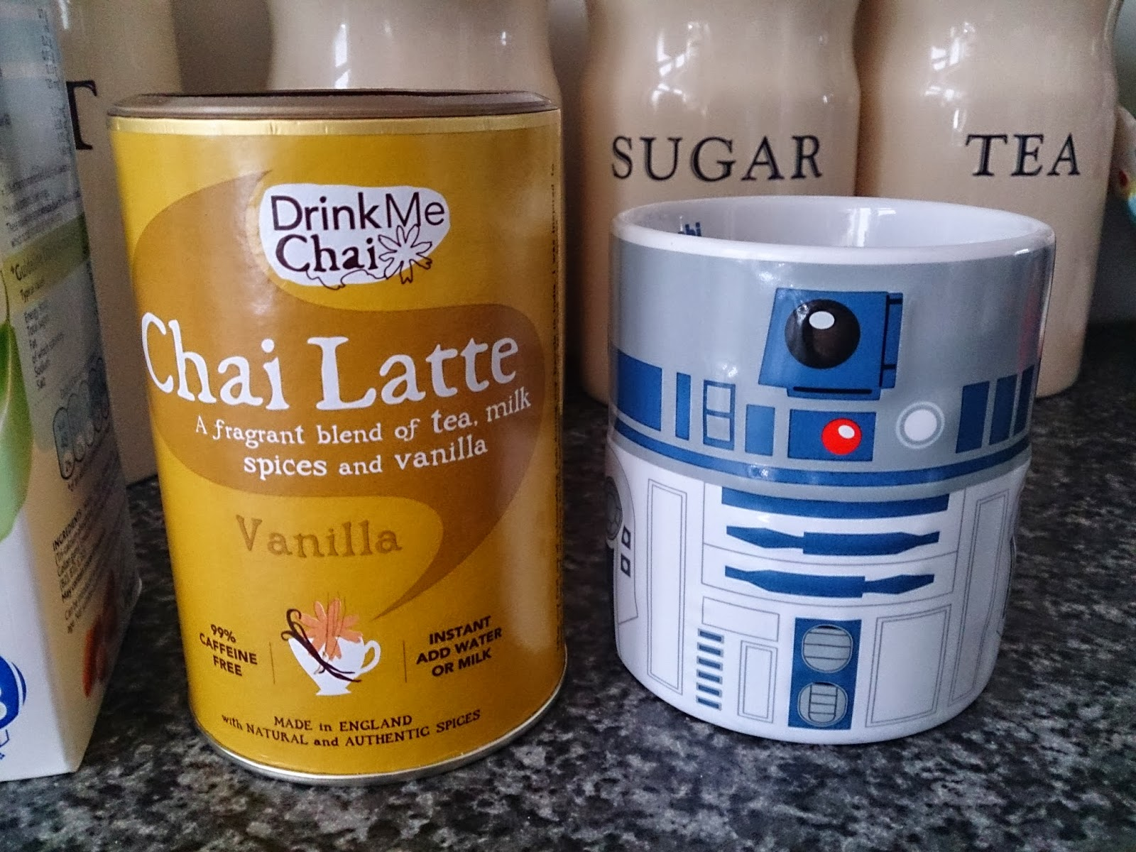 Drink Me Chai - Vanilla Chai Latte | Review | Peaches and Bear