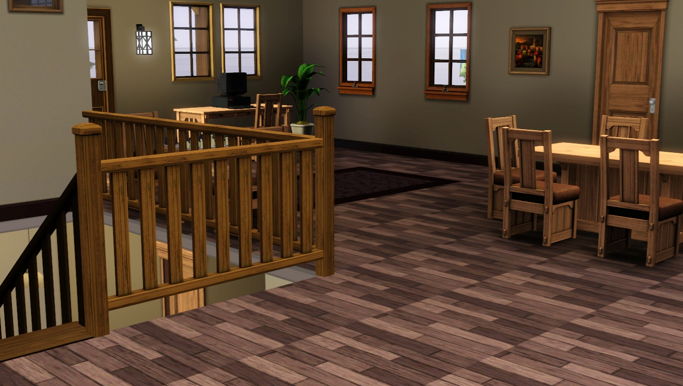 Click Here To Download Rowan Lodge Sims Pack 3