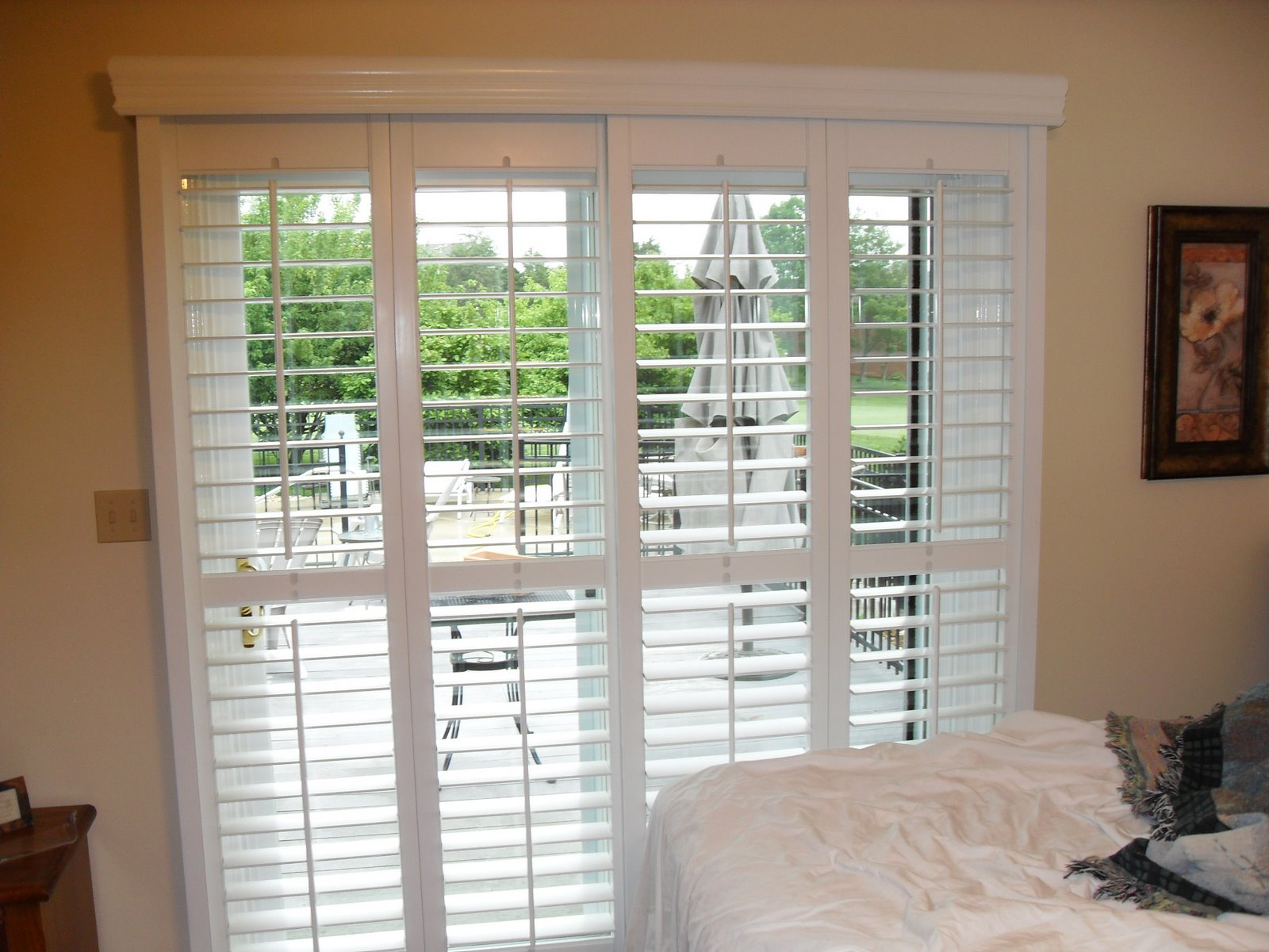 Energy Efficient Patio Door Coverings