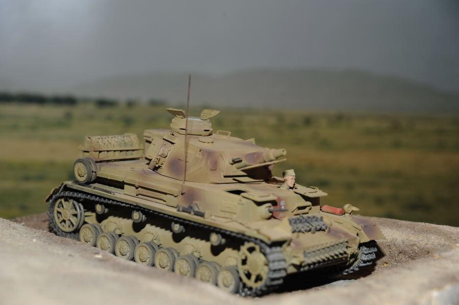 Pz IV ausf D Afrika Korps