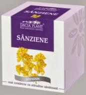 Beneficiile ceaiului de sanziene galbene