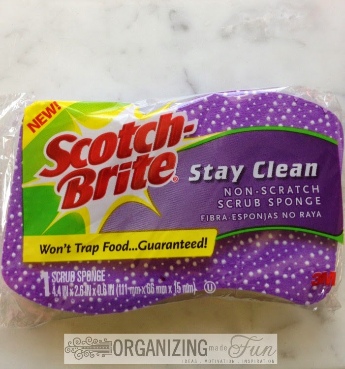 Giveaway for Scotch-Brite Products :: OrganizingMadeFun.com