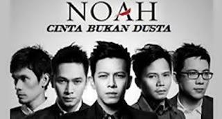 Noah - Cinta Bukan Dusta