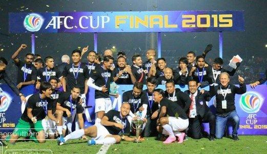 Senarai Pasukan Juara Piala-Piala Kalendar Bolasepak Malaysia 2015
