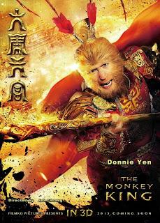 xem phim Đại Náo Thiên Cung - The Monkey King (2014) full hd vietsub online poster