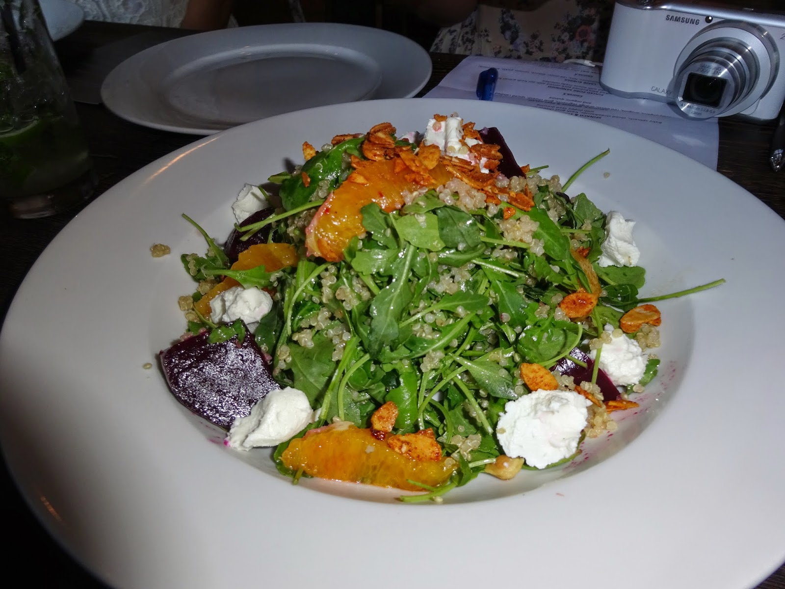 Eating My Way Through OC: Bondi Grill House, Coming Up From Down Under