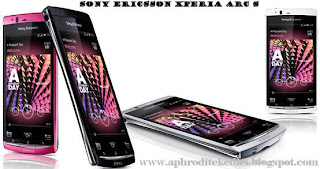 Harga Sony Ericsson Xperia Arc S