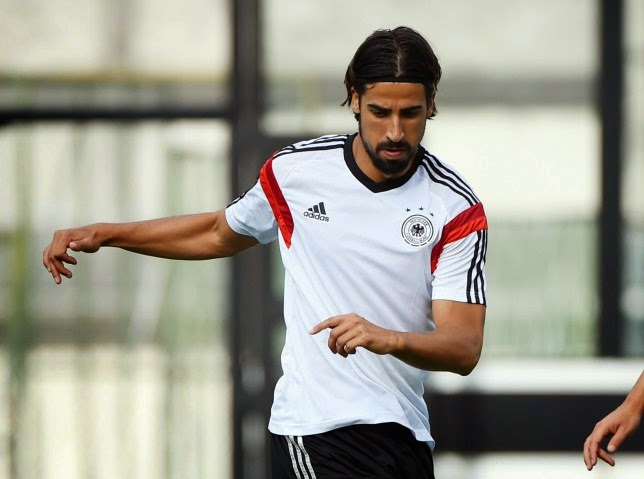 Transfer Rumour: Arsenal Agree to Pay Sami Khedira £100k a Week Real Madrid Want £15m For Midfielder