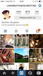 Møt oss på Instagram :)
