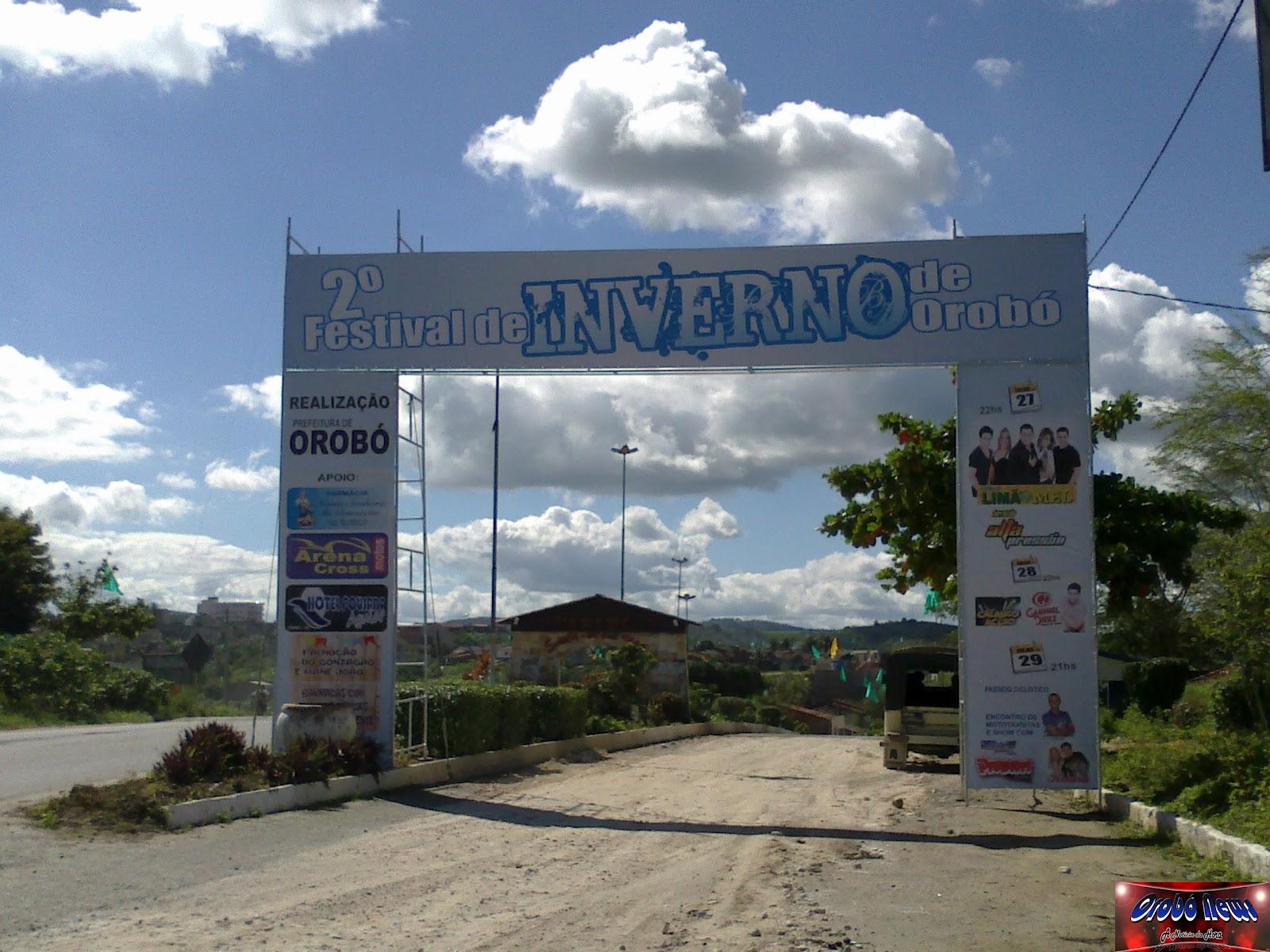 festa em bom jardim hoje:Hoje no Primeiro dia do 2º Festival de Inverno de Orobó