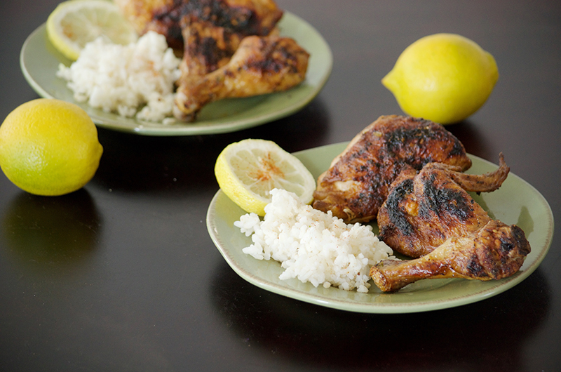 Obsessive Cooking : Peri Peri African Chicken