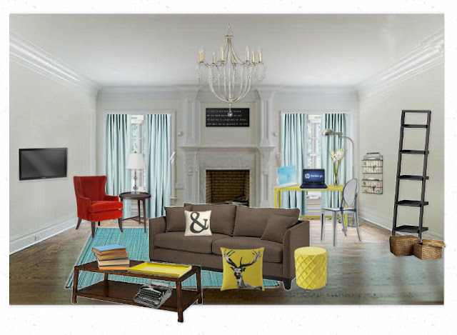 Wingback Living Room Chairs