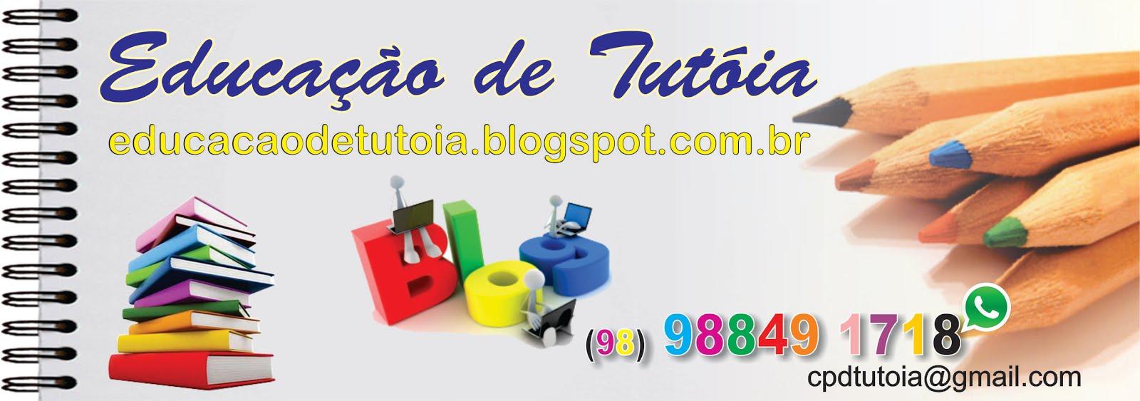 Blog: Educação de Tutóia