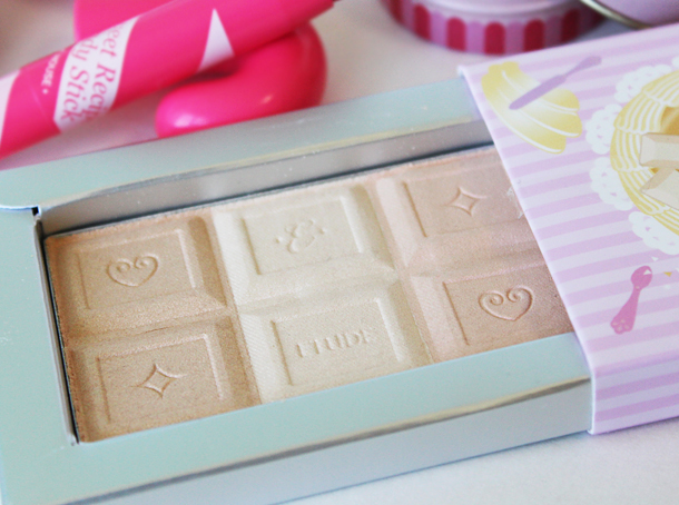 Etude House Sweet Recipe Chocolate Highlighter Review