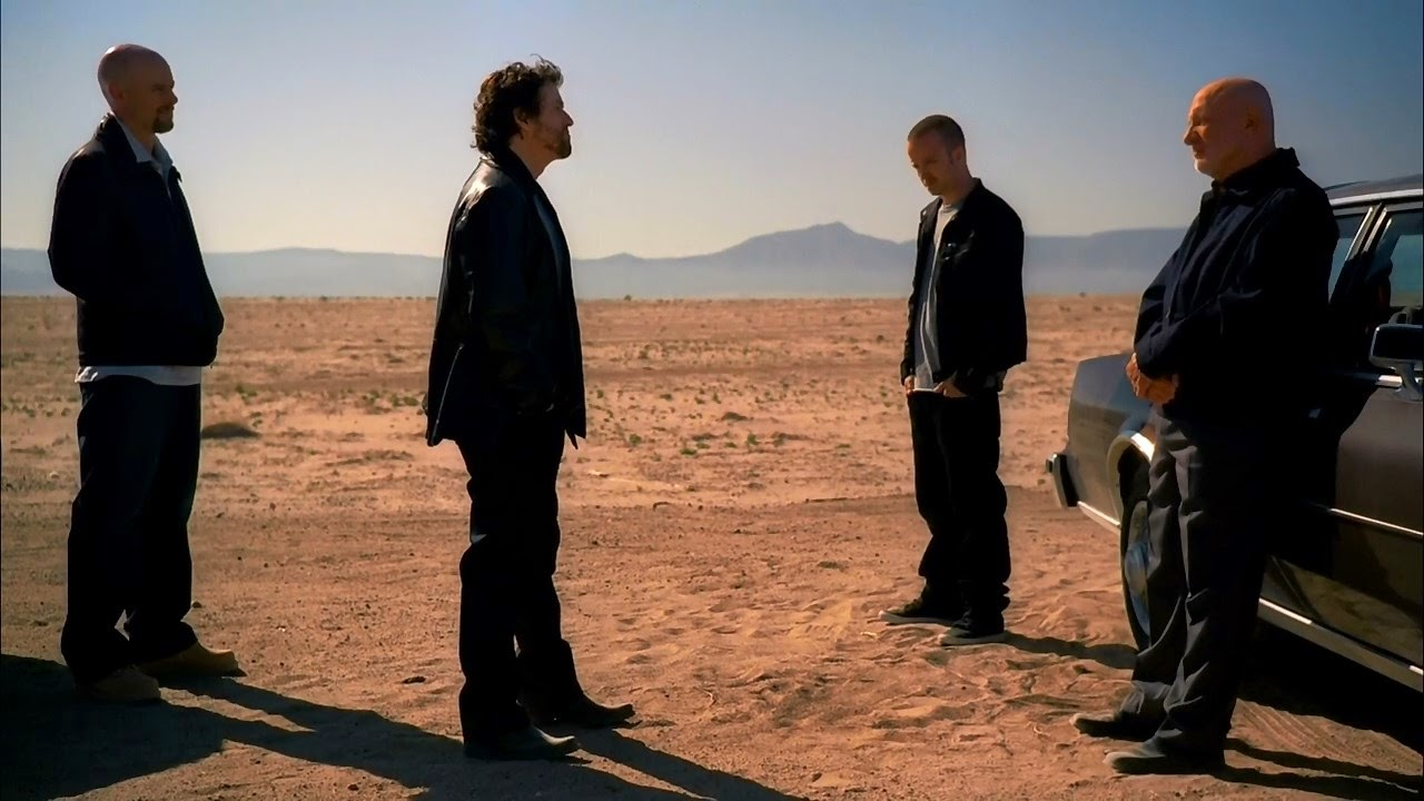 Breaking Bad |5 Temporadas |BD-Rip |720p. |Dual |Latino
