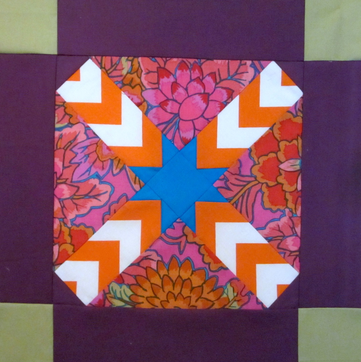 Bright Hopes Quilting I Ll Have A Box Of Crayons Please