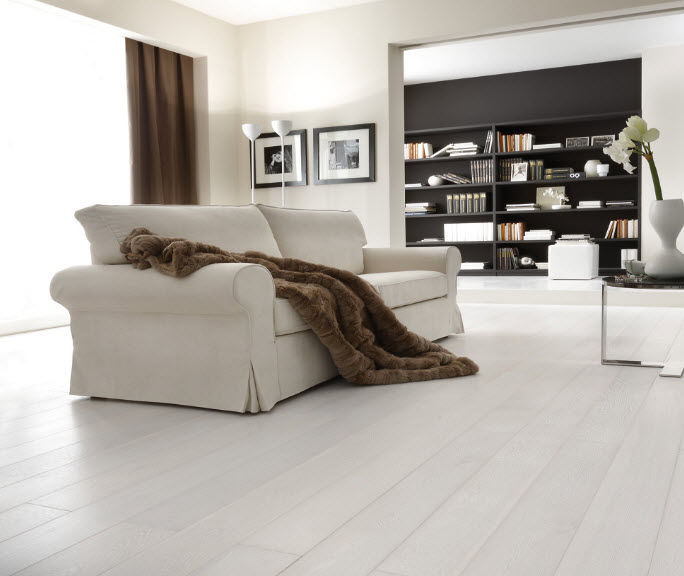 Seaseight design blog my new house chronicle the building the floors - Pavimento in legno in cucina ...