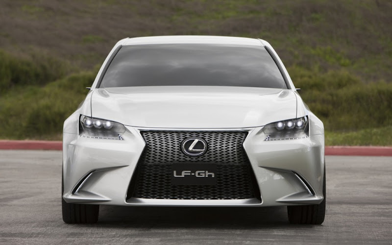 2011 Lexus LF-Gh Concept
