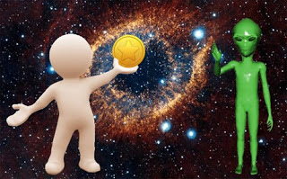 Έρχεται το πρώτο εξωγήινο νόμισμα και θα ισχύει σε όλους τους πλανήτες