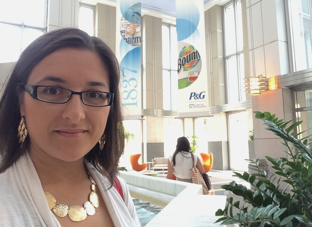 P&G Headquarters - Cascade Blogger Day #CascadeShiningReviews #PGmom
