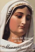 Libro de Mensajes de María del Rosario de San Nicolás