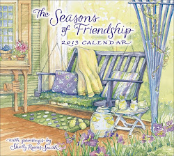 2013 Seasons of Friendship Calendar: