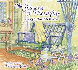 2013 Seasons of Friendship Calendar: