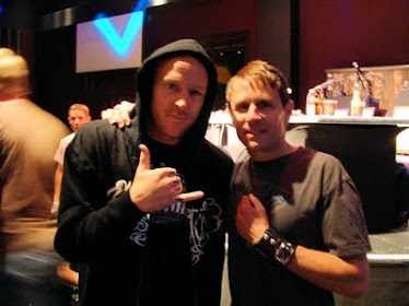 Jason Ellis in Vegas