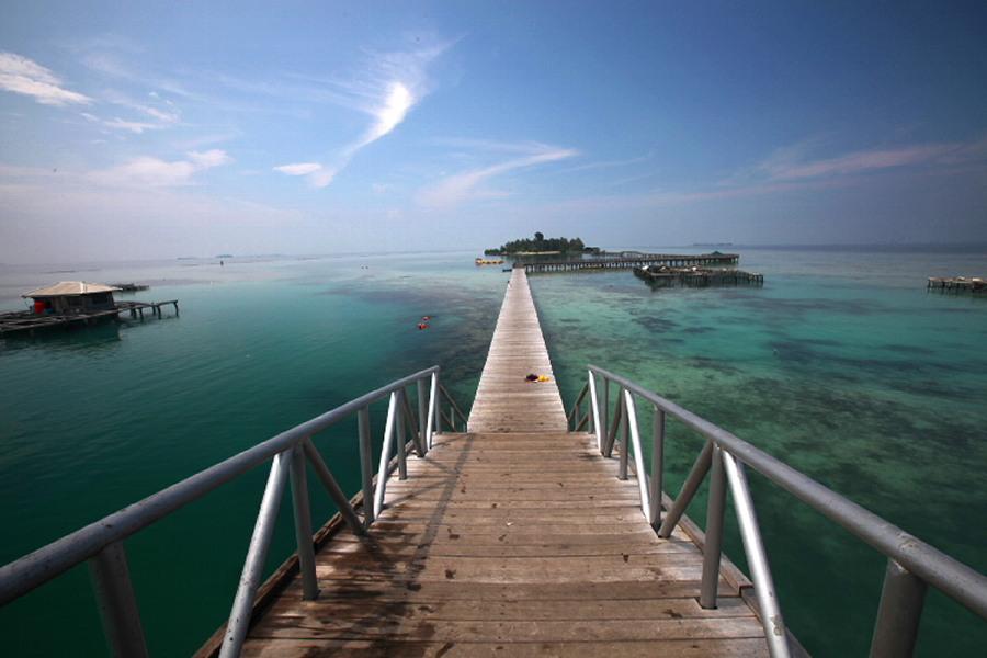 Tempat wisata Pulau Pramuka