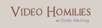 Click the logo for homilies