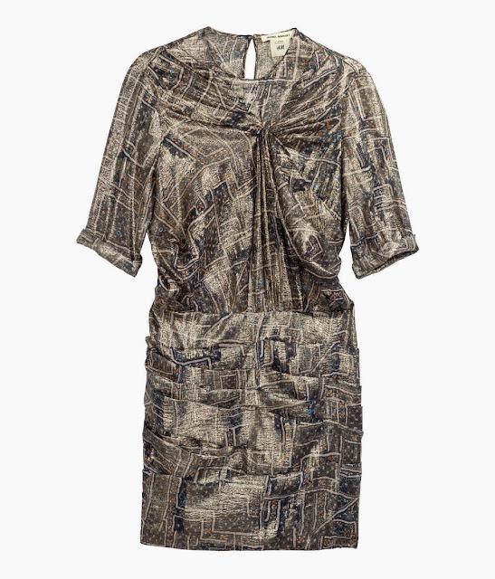 isabel marant for hm dress