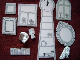 Muebles miniatura Huset Ikea-