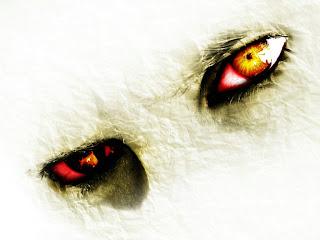 Evil Eyes Dark Gothic Wallpaper