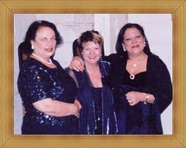 Manuela Cavaco, Lisa Maria e Susana Lopes