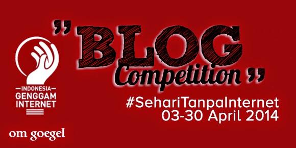 Banner #SehariTanpaInternet