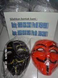 Topeng Vendetta Bekasi