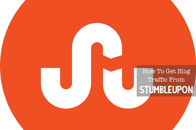 Increasing your Blog Traffic using StumbleUpon
