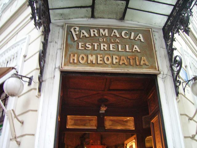 Museo de la Ciudad Buenos Aires - Farmacia de la Estrella